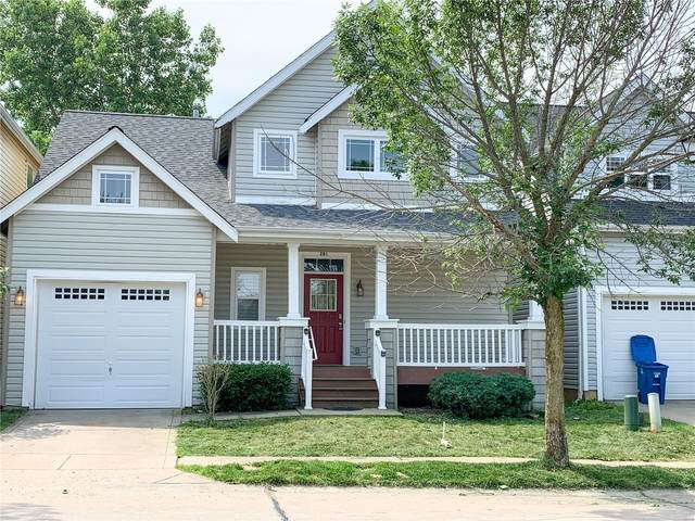 281 Montclair Tower Drive, Saint Charles, MO 63303 (#21039865) :: Jeremy Schneider Real Estate