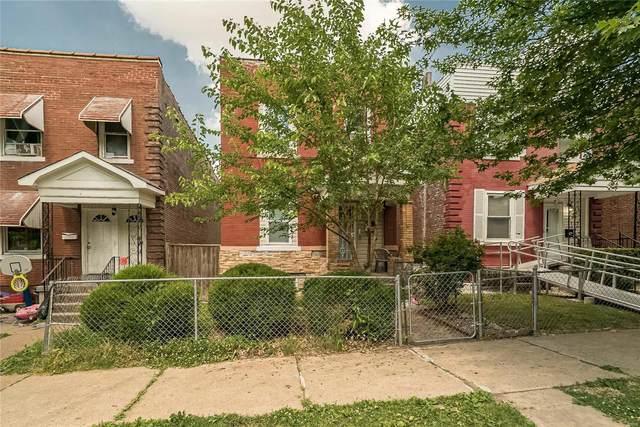 3517 Pennsylvania Avenue, St Louis, MO 63118 (#21039880) :: RE/MAX Vision