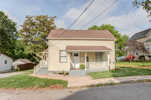 435 N Kaempfe Street, Columbia, IL 62236 (#21040005) :: Fusion Realty, LLC