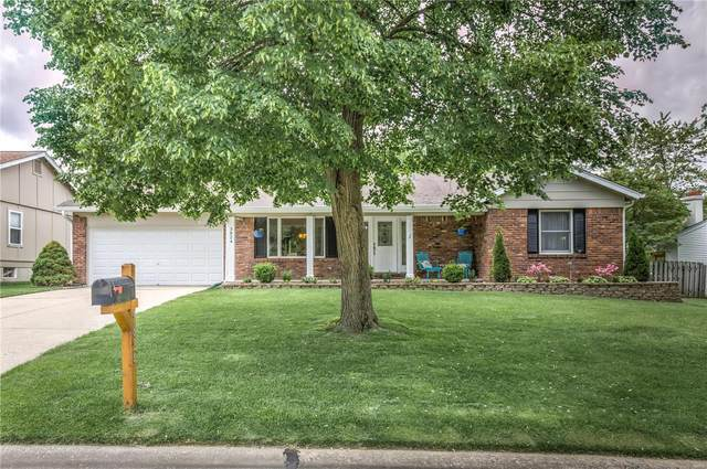 3824 Summerfield, Saint Charles, MO 63304 (#21040064) :: St. Louis Finest Homes Realty Group