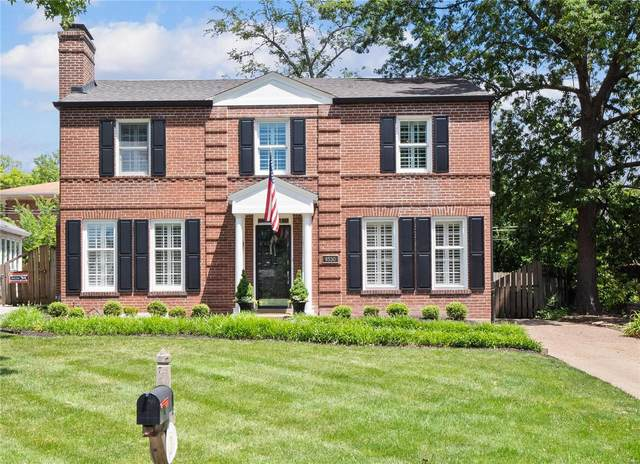 8530 Colonial Lane, Ladue, MO 63124 (#21040106) :: Clarity Street Realty