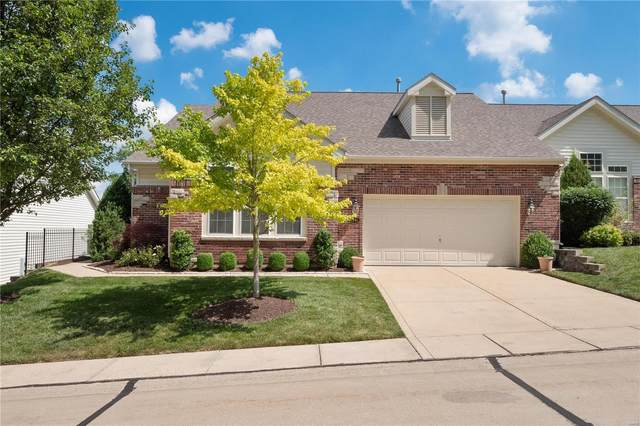 1541 Dietrich Place Court, Ballwin, MO 63021 (#21040113) :: Kelly Hager Group | TdD Premier Real Estate