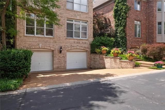 8016 Clayton Lane, Clayton, MO 63105 (#21040221) :: Clarity Street Realty
