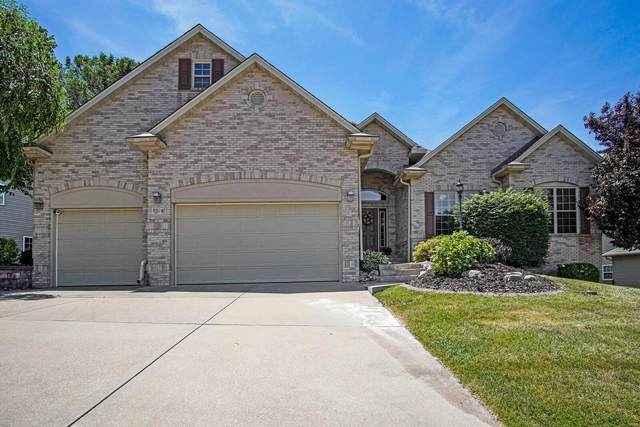 6142 Stone Wolfe Drive, Glen Carbon, IL 62034 (#21040253) :: Fusion Realty, LLC