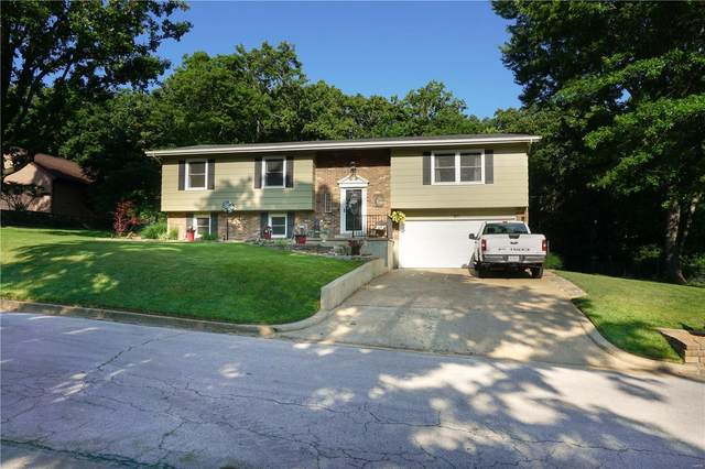 811 Sycamore, Rolla, MO 65401 (#21040393) :: Parson Realty Group