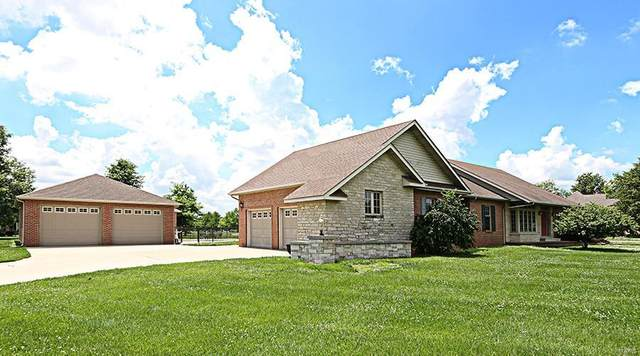 1402 Pinewood Lane, BREESE, IL 62230 (#21040520) :: Realty Executives, Fort Leonard Wood LLC