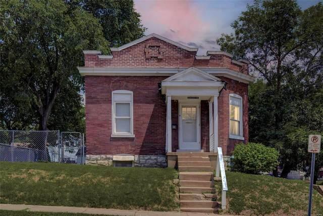 5372 West Avenue, St Louis, MO 63116 (#21040528) :: RE/MAX Vision