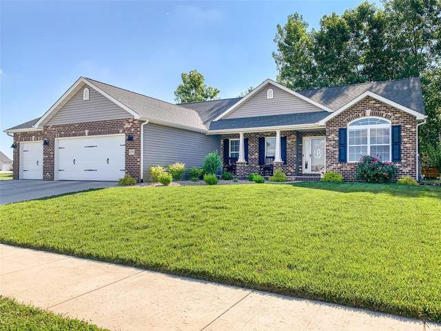 3550 Chippewa, Belleville, IL 62221 (#21040542) :: Clarity Street Realty
