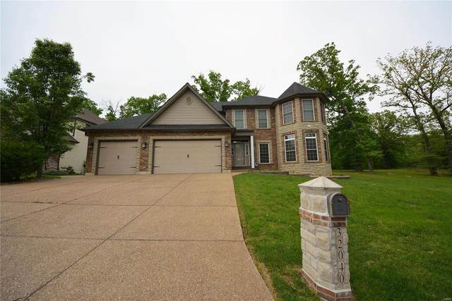 32040 Fairway Drive, Foristell, MO 63348 (#21040558) :: Parson Realty Group