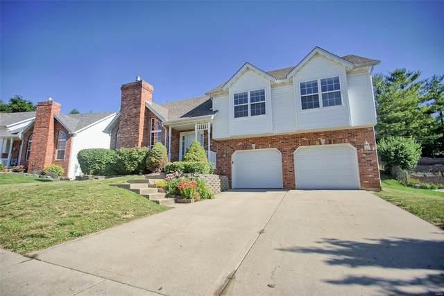18 Grandbrook Boulevard, Collinsville, IL 62234 (#21040606) :: Hartmann Realtors Inc.
