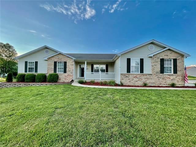 143 Carrington Boulevard, Troy, MO 63379 (#21040674) :: Jenna Davis Homes LLC