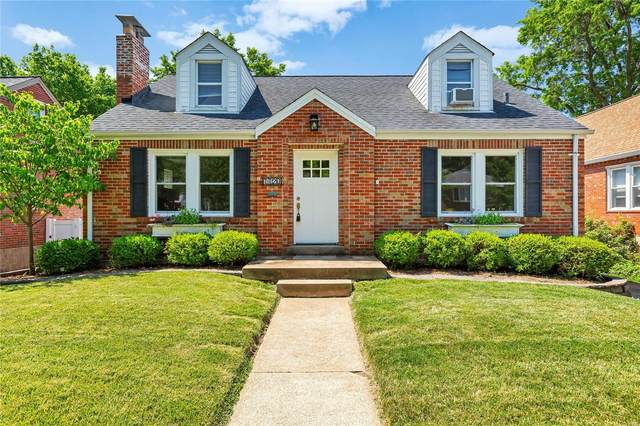 7720 Snowden Avenue, St Louis, MO 63117 (#21040867) :: Kelly Hager Group | TdD Premier Real Estate