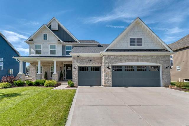 16943 Pine Summit Drive, Chesterfield, MO 63005 (#21040922) :: Kelly Hager Group | TdD Premier Real Estate