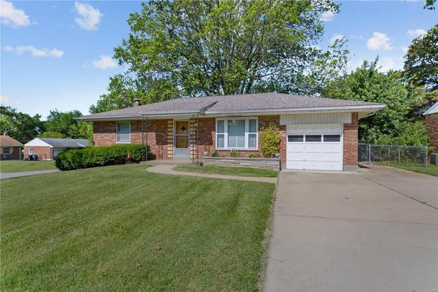 10151 Maryvale, St Louis, MO 63123 (#21040989) :: Realty Executives, Fort Leonard Wood LLC