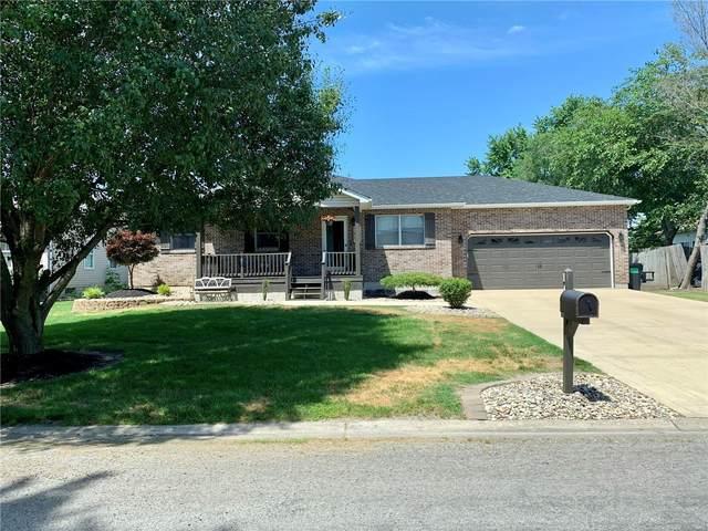 144 Cynthia Lane, Granite City, IL 62040 (#21041089) :: Hartmann Realtors Inc.