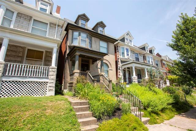 4217 Russell, St Louis, MO 63110 (#21041205) :: Matt Smith Real Estate Group