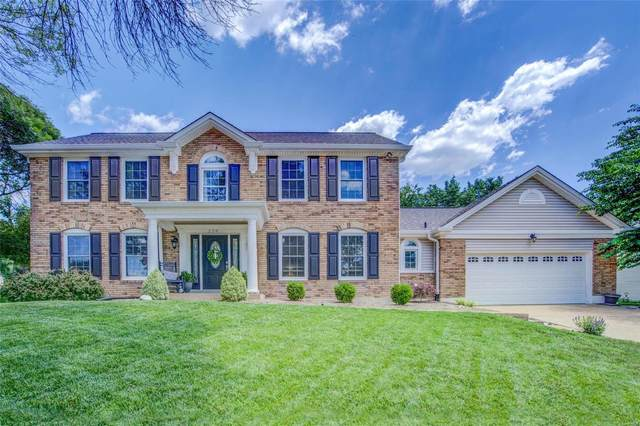 228 Timber Wind Drive, Wildwood, MO 63011 (#21041218) :: Kelly Hager Group | TdD Premier Real Estate