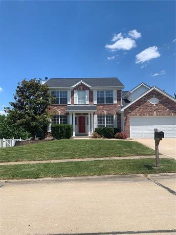 8 Clydesdale, Saint Peters, MO 63376 (#21041237) :: Kelly Hager Group   TdD Premier Real Estate