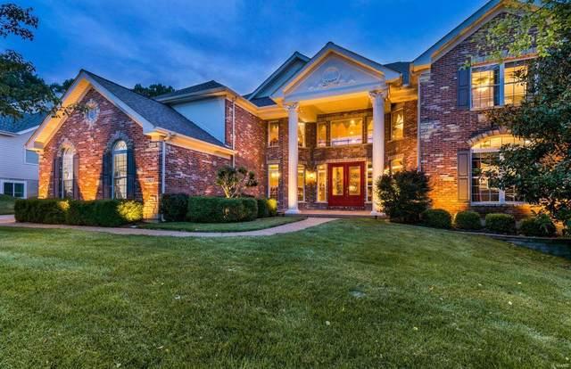 1263 Polo Lake Drive, Ellisville, MO 63021 (#21041286) :: PalmerHouse Properties LLC