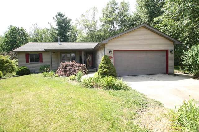 135 Springer Drive, Godfrey, IL 62035 (#21041480) :: Parson Realty Group