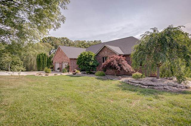 8242 Prairie Lake Drive, Waterloo, IL 62298 (#21041495) :: The Becky O'Neill Power Home Selling Team