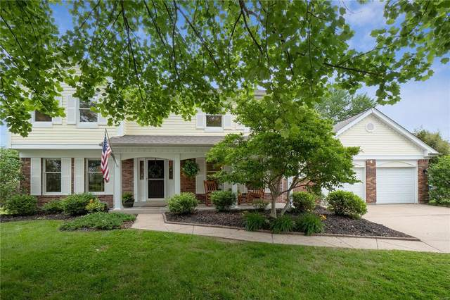 4 Lena Court, Saint Charles, MO 63303 (#21041579) :: The Becky O'Neill Power Home Selling Team