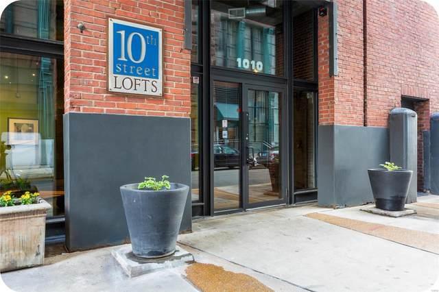 1010 Saint Charles #1004, St Louis, MO 63101 (#21041642) :: Matt Smith Real Estate Group