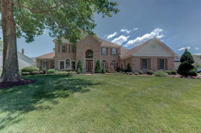 316 Pine Bend Drive, Wildwood, MO 63005 (#21041787) :: Parson Realty Group
