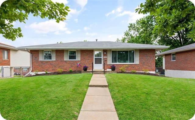 3844 Robert Avenue, St Louis, MO 63116 (#21041800) :: Hartmann Realtors Inc.