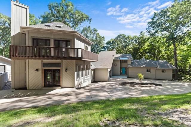 14 Oak Bluff Drive, Lake St Louis, MO 63367 (#21041893) :: Kelly Hager Group   TdD Premier Real Estate