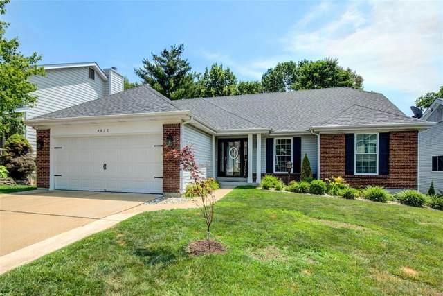 4622 Hickory Ridge View Court, Eureka, MO 63025 (#21041929) :: The Becky O'Neill Power Home Selling Team