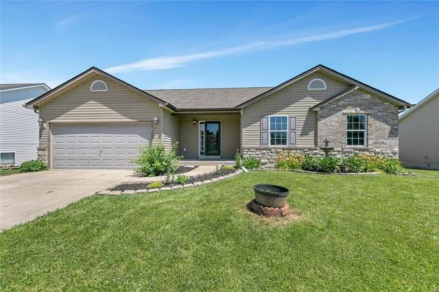 61 Saint Francis Drive, Troy, MO 63379 (#21042021) :: St. Louis Finest Homes Realty Group