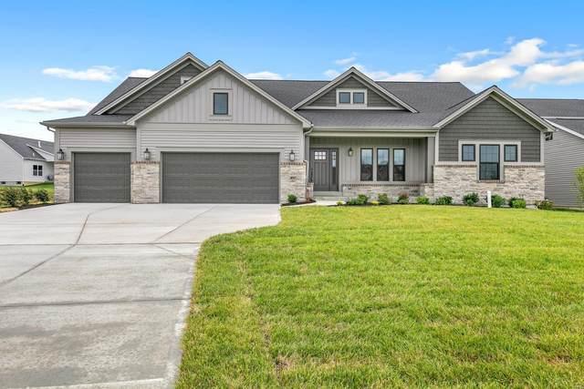 217 Castle Stuart Court, Dardenne Prairie, MO 63368 (#21042324) :: PalmerHouse Properties LLC