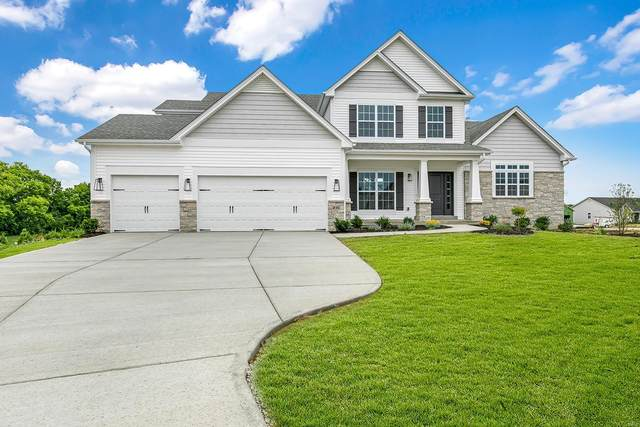 235 Castle Stuart Court, Dardenne Prairie, MO 63368 (#21042346) :: PalmerHouse Properties LLC