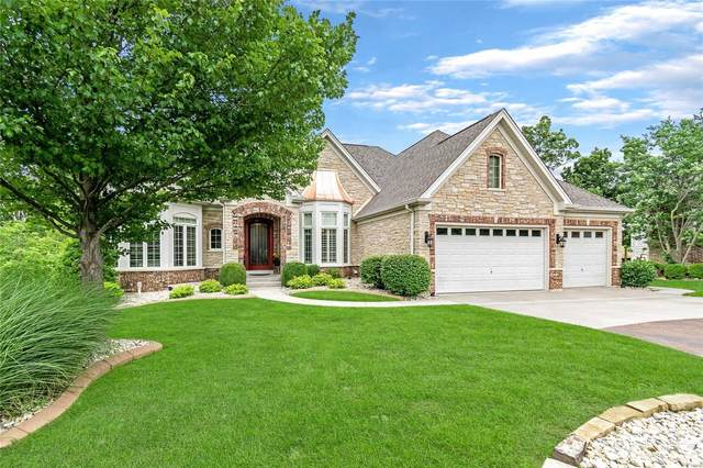 108 Forest Club, Lake St Louis, MO 63367 (#21042649) :: Parson Realty Group