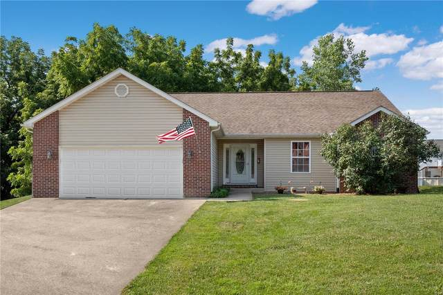 116 Miller Court, Valmeyer, IL 62295 (#21042966) :: Parson Realty Group