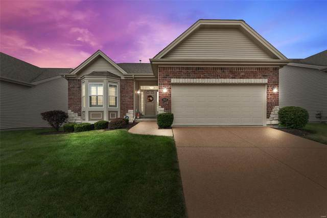 1313 Fairview Glen, Saint Peters, MO 63376 (#21043045) :: The Becky O'Neill Power Home Selling Team