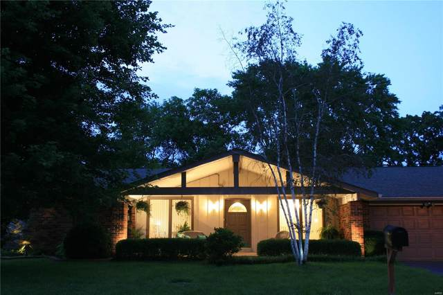 482 Meadow Green Place, Creve Coeur, MO 63141 (#21043100) :: Blasingame Group | Keller Williams Marquee