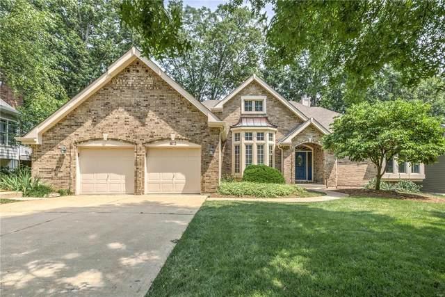 413 Bluff Meadow, Ellisville, MO 63021 (#21043120) :: PalmerHouse Properties LLC