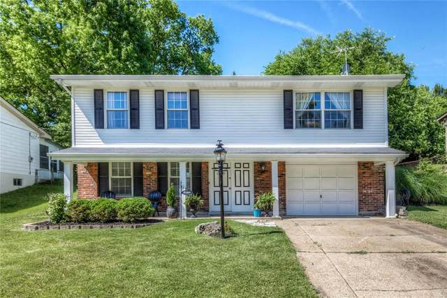 2547 Wesford Drive, Maryland Heights, MO 63043 (#21043296) :: St. Louis Finest Homes Realty Group