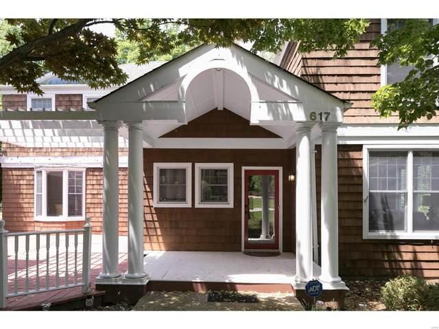 617 Grant Court, Webster Groves, MO 63119 (#21043473) :: Clarity Street Realty
