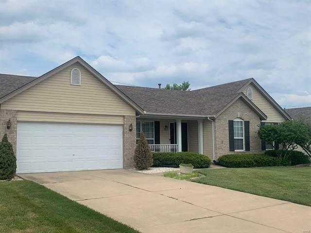 15 Wistar Way, O'Fallon, MO 63366 (#21043561) :: Reconnect Real Estate