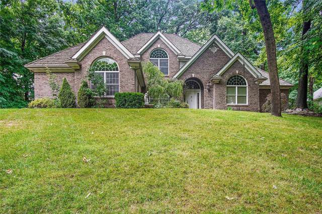 6 Oxford Lane, Glen Carbon, IL 62034 (#21043609) :: Fusion Realty, LLC