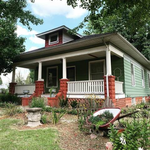 402 South Garfield, STEELEVILLE, IL 62288 (#21043755) :: Parson Realty Group