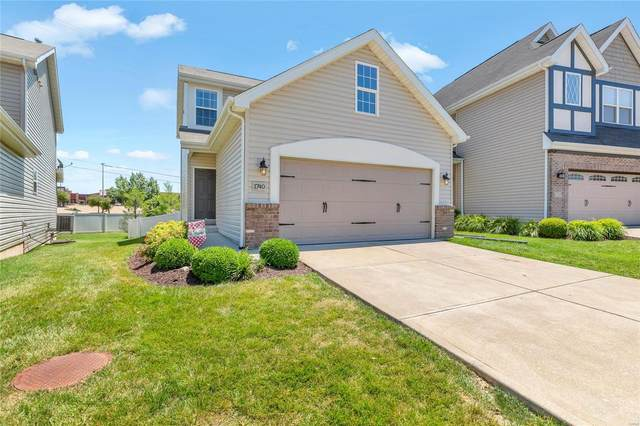 1740 Coupru Court, Saint Peters, MO 63376 (#21043886) :: St. Louis Finest Homes Realty Group