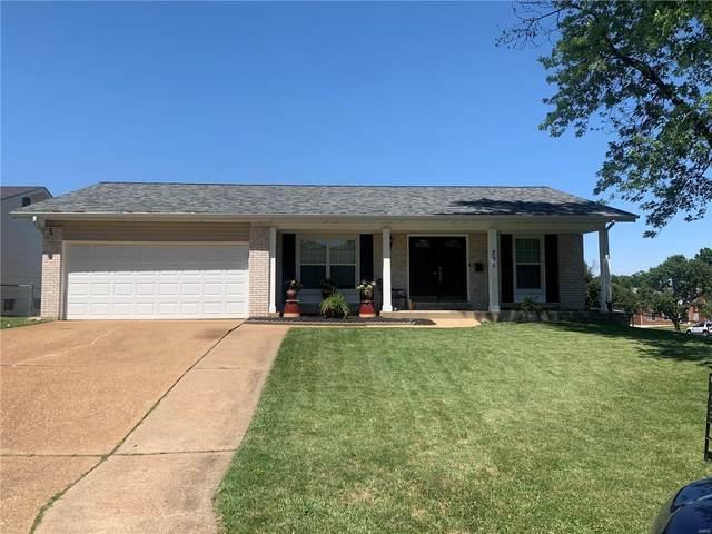 201 Carrington, St Louis, MO 63125 (#21044007) :: Jenna Davis Homes LLC