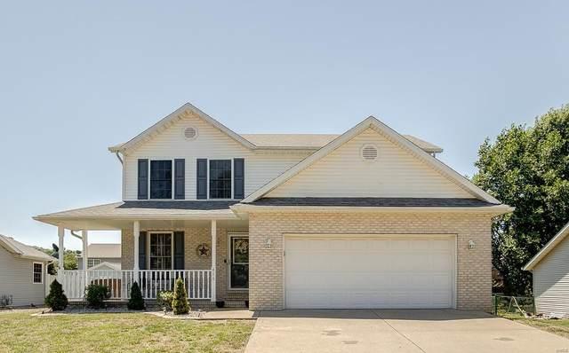 406 W Lincoln Avenue, Caseyville, IL 62232 (#21044045) :: Fusion Realty, LLC