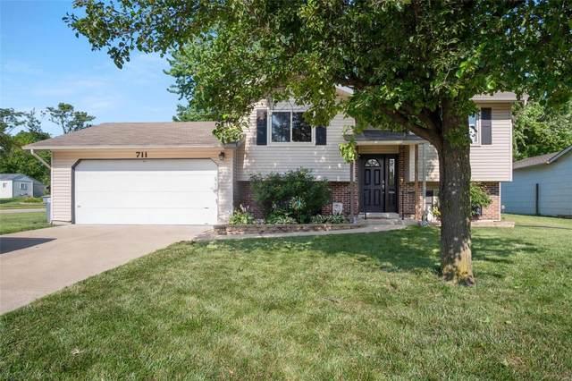 711 Eastbrook Lane, O'Fallon, MO 63366 (#21044270) :: St. Louis Finest Homes Realty Group