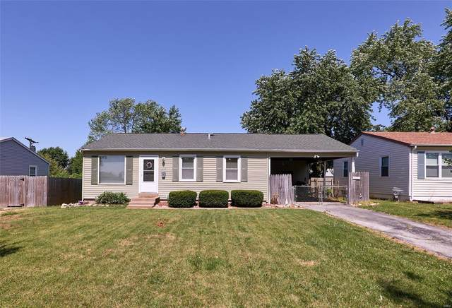 12167 Mckelvey Road, Maryland Heights, MO 63043 (#21044278) :: St. Louis Finest Homes Realty Group