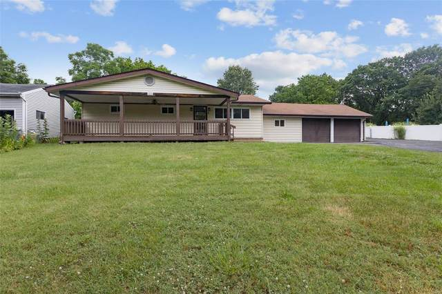 3833 W Rock Creek, Imperial, MO 63052 (#21044290) :: St. Louis Finest Homes Realty Group